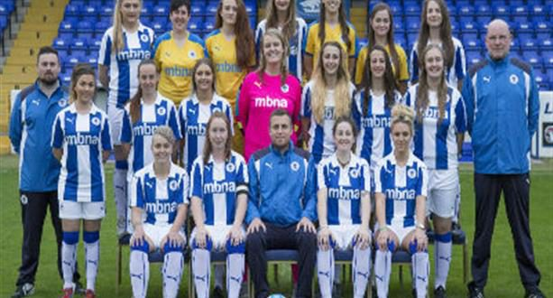 Chester FC Womens Team
