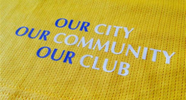 Our City Yellow