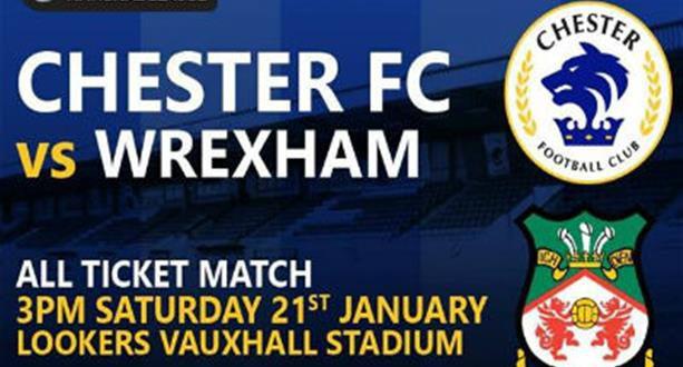 Wrexham Fixture Poster