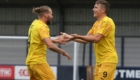 RM1307817a Hyde utd v Chester Goal 1-0 Harry White